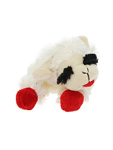 Baa Baa White Sheep Plush & Squeaky Dog Toy - Most dogs don't like sheep but they sure do love our Baa Baa White Sheep. This toy will provide hours of fun for your pup as he squeaks with every bite. These soft, cute and cuddly toys are designed for your dog to both snuggle with and play with.