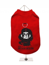 ''Viva la Revolución'' Harness-Lined Dog T-Shirt